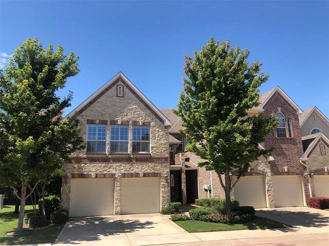 2948 Sicily Way #1201, Lewisville, TX 75067 (MLS #14405568) :: The Daniel Team