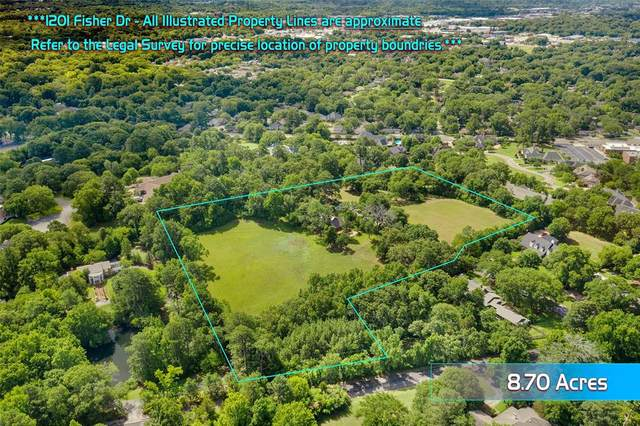 1021 Fisher Drive, Tyler, TX 75701 (MLS #14405918) :: Real Estate By Design