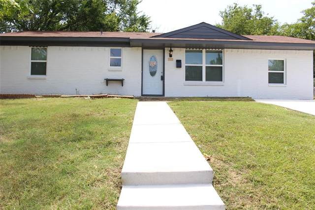 1212 Edgemont Drive, Mesquite, TX 75149 (MLS #14406691) :: All Cities USA Realty
