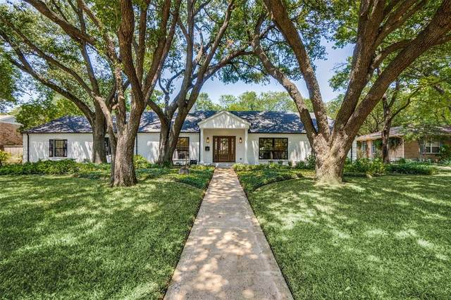 5225 Preston Haven Drive, Dallas, TX 75229 (MLS #14408970) :: EXIT Realty Elite