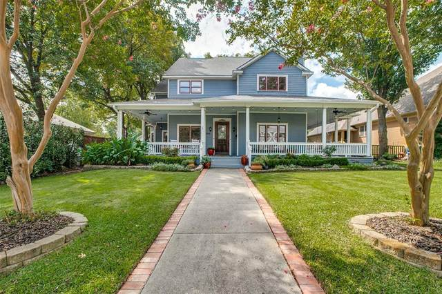 505 Heard Street, Mckinney, TX 75069 (MLS #14409293) :: Front Real Estate Co.
