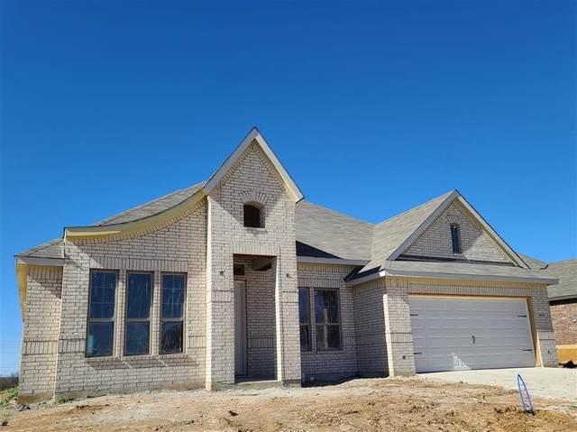 1632 Glade Meadows Drive, Burleson, TX 76058 (MLS #14410419) :: NewHomePrograms.com LLC