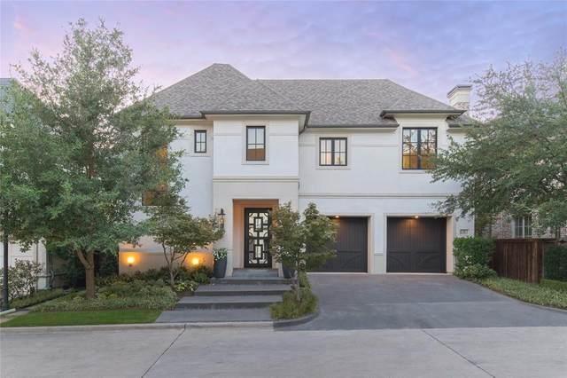 5 Bretton Creek Court, Dallas, TX 75220 (MLS #14410553) :: Hargrove Realty Group