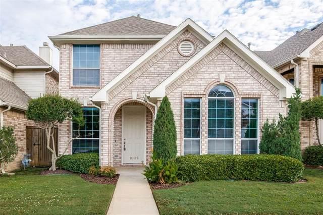 1025 Rodin Lane, Carrollton, TX 75006 (MLS #14411787) :: Team Hodnett