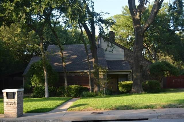 3004 Old Mill Run, Grapevine, TX 76051 (MLS #14412299) :: Team Hodnett