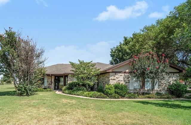 239 Bayne Road, Haslet, TX 76052 (MLS #14412448) :: Justin Bassett Realty