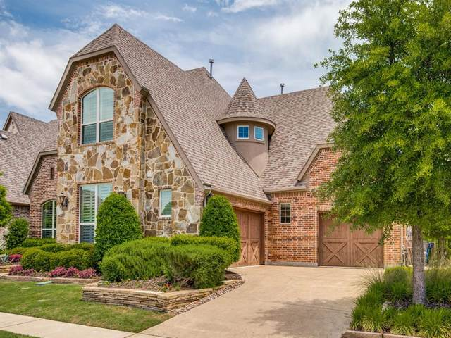 1323 Claire Lane, Allen, TX 75013 (MLS #14414586) :: The Kimberly Davis Group