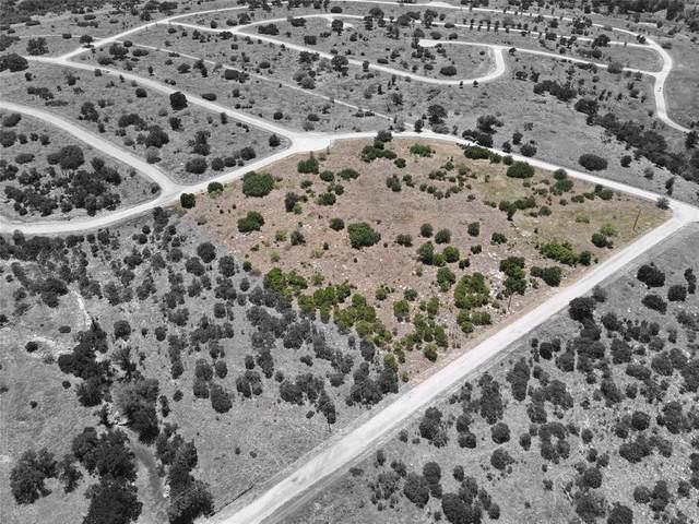 Lot 1 Split Rail Drive, Possum Kingdom Lake, TX 76449 (MLS #14416430) :: The Tierny Jordan Network