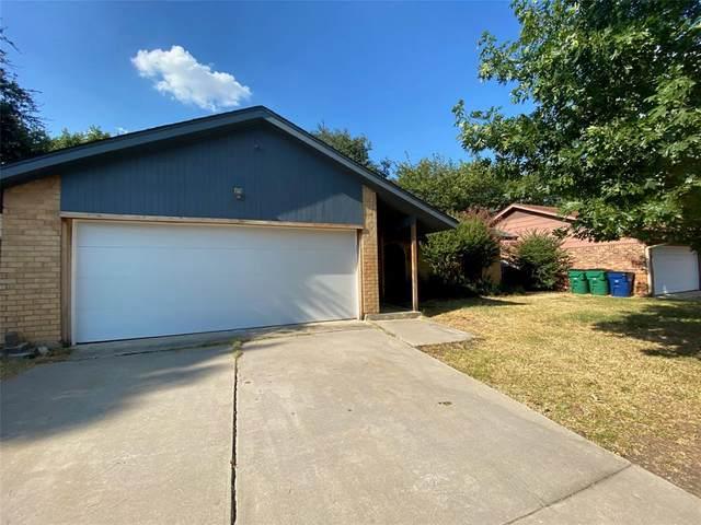 6533 Meadowview Lane, Watauga, TX 76148 (MLS #14417616) :: Frankie Arthur Real Estate