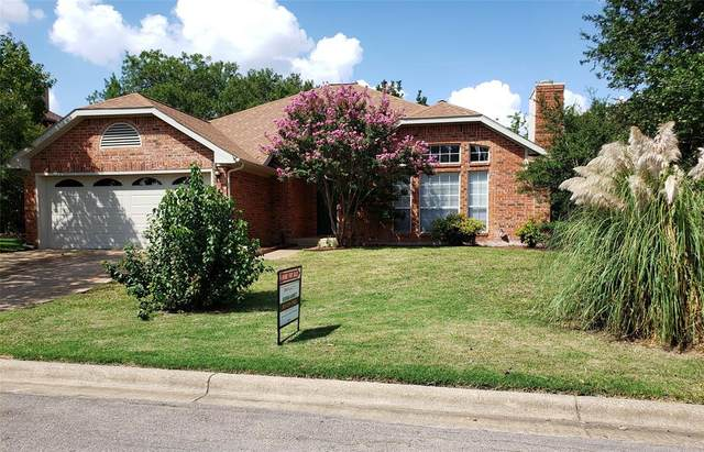 6833 Old Mill Road, North Richland Hills, TX 76182 (MLS #14418518) :: Frankie Arthur Real Estate