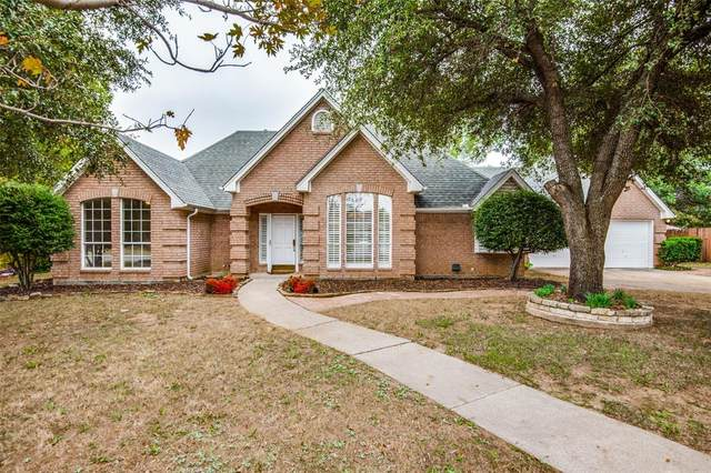 1319 White Wing Court, Southlake, TX 76092 (MLS #14418521) :: Keller Williams Realty