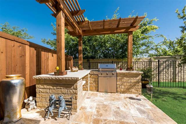 8255 Snapdragon Way, Dallas, TX 75252 (MLS #14420176) :: The Hornburg Real Estate Group
