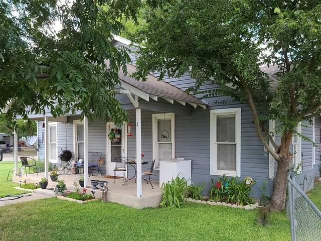 1219 Avenue J, Brownwood, TX 76801 (MLS #14422500) :: The Hornburg Real Estate Group
