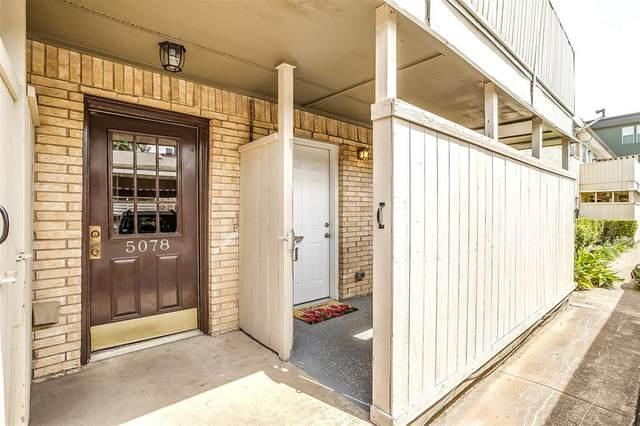 5078 Matilda Street #129, Dallas, TX 75206 (MLS #14422845) :: Frankie Arthur Real Estate