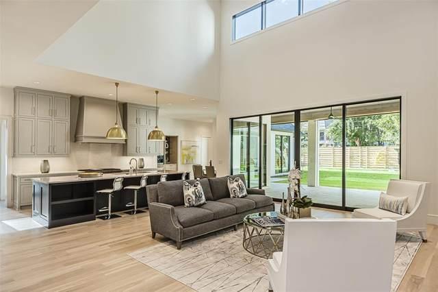6015 Burgundy Road, Dallas, TX 75230 (MLS #14423884) :: Real Estate By Design