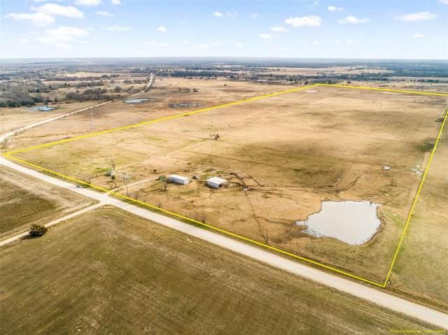 16100 County Road 4180, Kerens, TX 75144 (MLS #14426444) :: The Kimberly Davis Group
