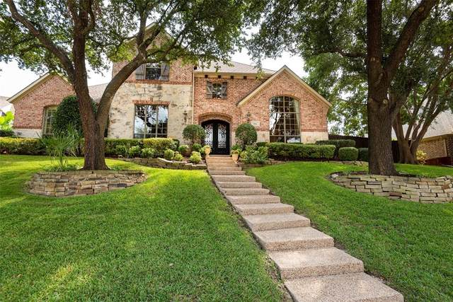 916 Pampa Drive, Allen, TX 75013 (MLS #14426613) :: RE/MAX Landmark