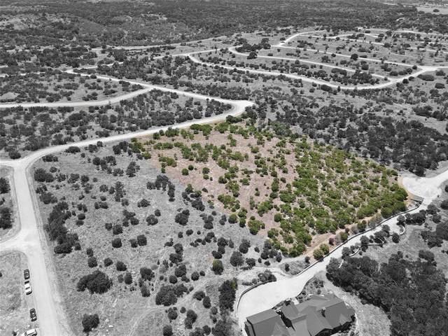 Lot 3 Split Rail Drive, Possum Kingdom Lake, TX 76449 (MLS #14426657) :: The Tierny Jordan Network