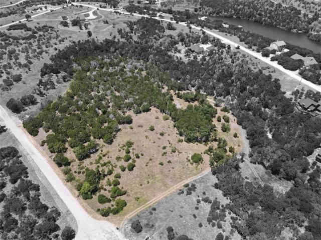 Lot 5 Split Rail Drive, Possum Kingdom Lake, TX 76449 (MLS #14426708) :: The Tierny Jordan Network