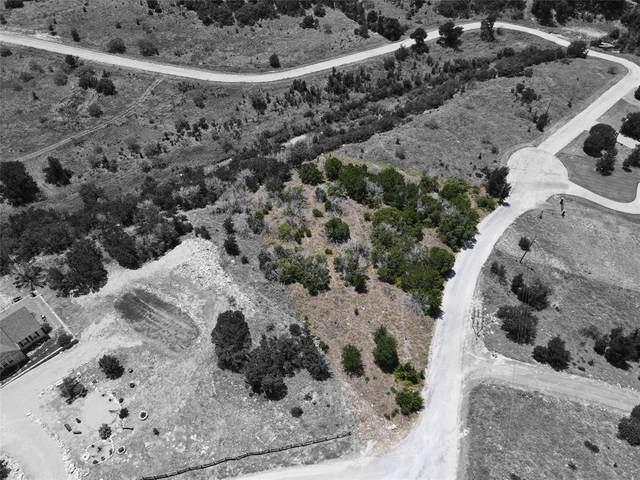 Lot 11 Split Rail Drive, Possum Kingdom Lake, TX 76449 (MLS #14426717) :: The Tierny Jordan Network