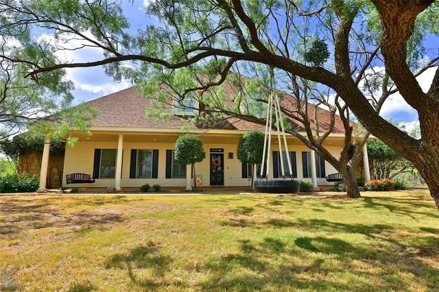 357 Hillside Road, Abilene, TX 79606 (MLS #14428631) :: Keller Williams Realty