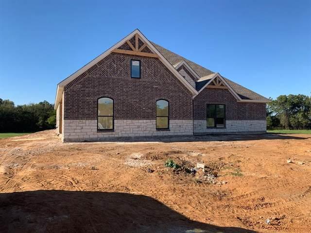 1051 Moriah Road, Weatherford, TX 76087 (MLS #14429913) :: Real Estate By Design