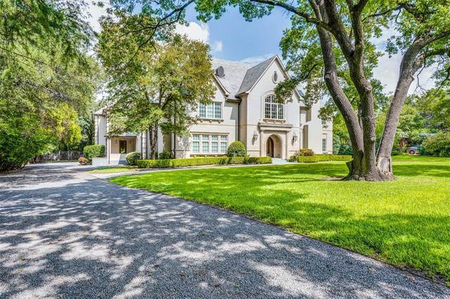 5131 Shadywood Lane, Dallas, TX 75209 (MLS #14431090) :: Real Estate By Design