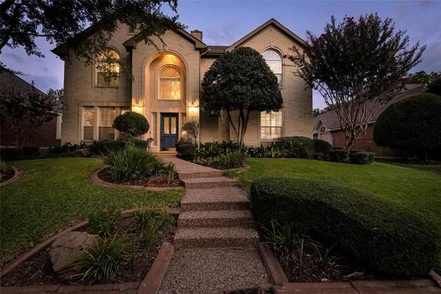 313 Sonoma Drive, Allen, TX 75013 (MLS #14431312) :: The Mauelshagen Group