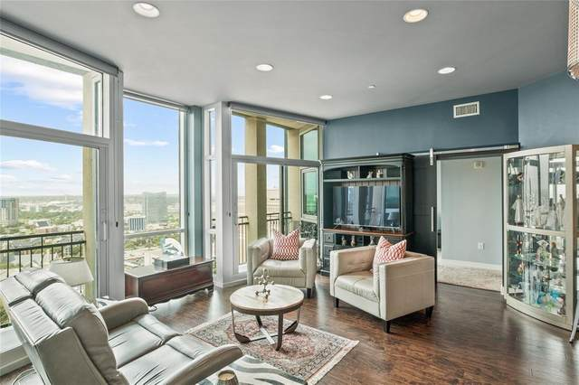 500 Throckmorton Street #2007, Fort Worth, TX 76102 (MLS #14432681) :: Trinity Premier Properties