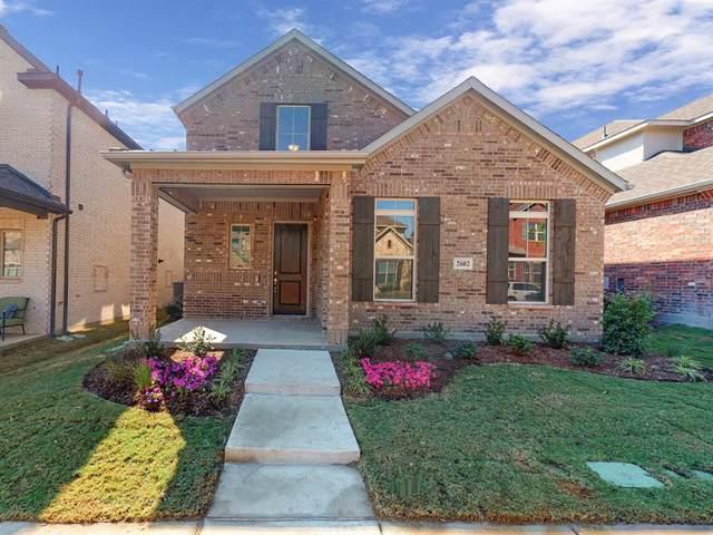 2602 Westbank Trail, Garland, TX 75042 (MLS #14435163) :: Team Hodnett