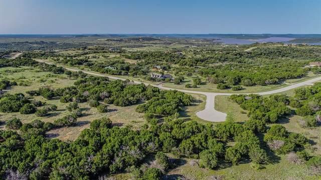 Lot585 Canyon Wren Loop, Possum Kingdom Lake, TX 76449 (MLS #14435669) :: ACR- ANN CARR REALTORS®