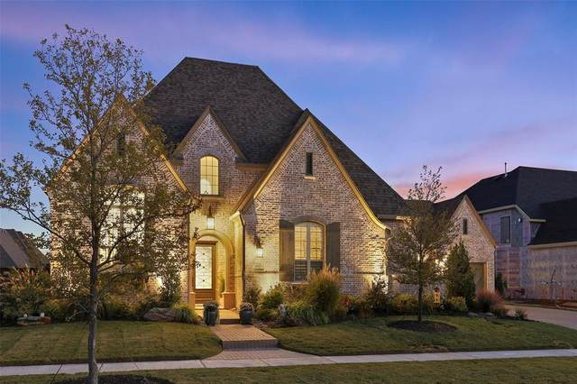 4421 Mueller Lane, Prosper, TX 75078 (MLS #14437898) :: Real Estate By Design