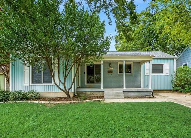 4933 Birchman Avenue, Fort Worth, TX 76107 (MLS #14438013) :: The Hornburg Real Estate Group