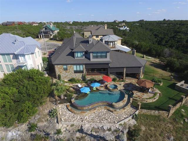 80 Oyster Bay Court, Possum Kingdom Lake, TX 76449 (MLS #14438660) :: The Rhodes Team