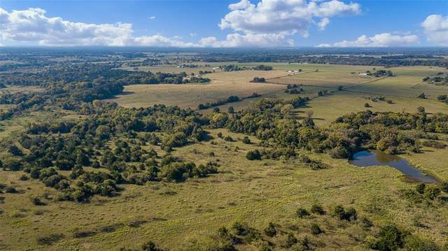 157 AC NW County Road 2250, Blooming Grove, TX 76626 (MLS #14439052) :: The Kimberly Davis Group