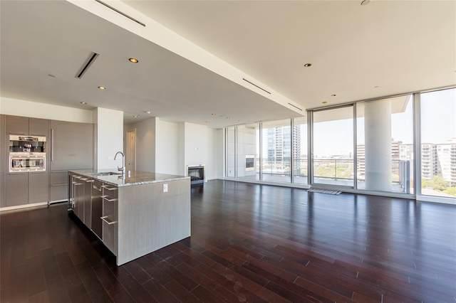 2900 Mckinnon Street #905, Dallas, TX 75201 (MLS #14440189) :: Trinity Premier Properties