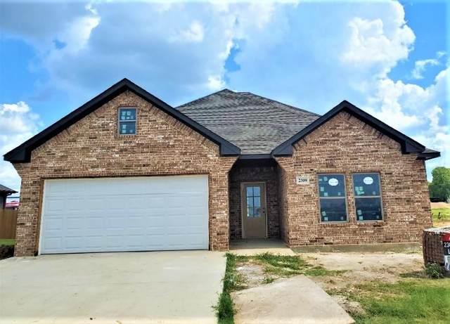 2309 Camryn, Mabank, TX 75147 (MLS #14440886) :: Robbins Real Estate Group