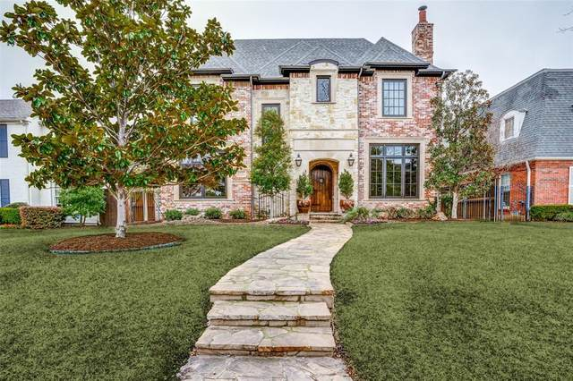 4232 Purdue Avenue, University Park, TX 75225 (MLS #14442810) :: The Paula Jones Team | RE/MAX of Abilene