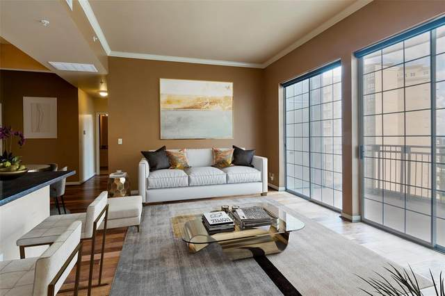 3225 Turtle Creek Boulevard #1429, Dallas, TX 75219 (MLS #14442829) :: The Kimberly Davis Group