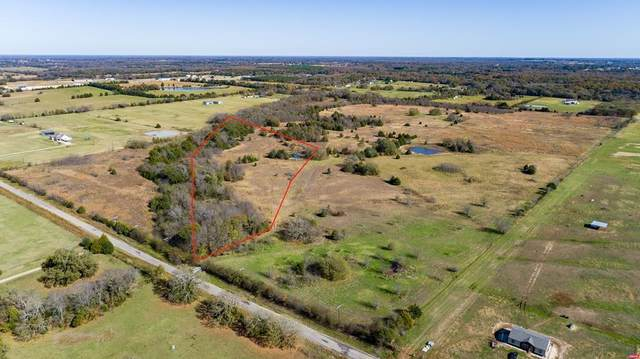 0 County Road 3312, Wills Point, TX 75169 (MLS #14446237) :: The Mauelshagen Group