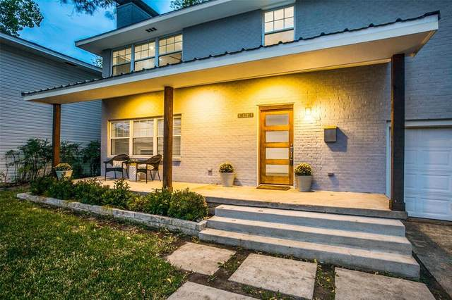 5322 Glenwick Lane, Dallas, TX 75209 (MLS #14447930) :: Potts Realty Group