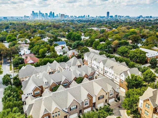 1600 Abrams Road #46, Dallas, TX 75214 (MLS #14448390) :: The Hornburg Real Estate Group