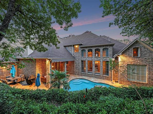908 Misty Oak Drive, Highland Village, TX 75077 (MLS #14448680) :: Keller Williams Realty