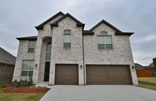 15125 Ruble Court, Aledo, TX 76008 (MLS #14448919) :: The Tierny Jordan Network