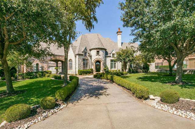 1212 Chadwick Crossing, Colleyville, TX 76092 (MLS #14450885) :: The Kimberly Davis Group