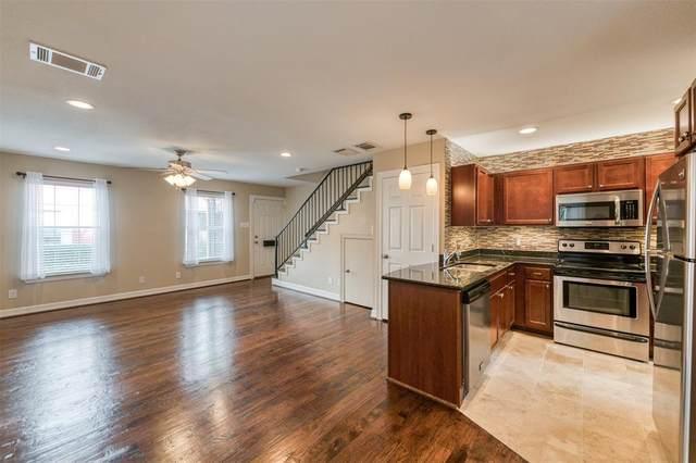 4802A Bradford Drive 4802A, Dallas, TX 75219 (MLS #14454023) :: Premier Properties Group of Keller Williams Realty
