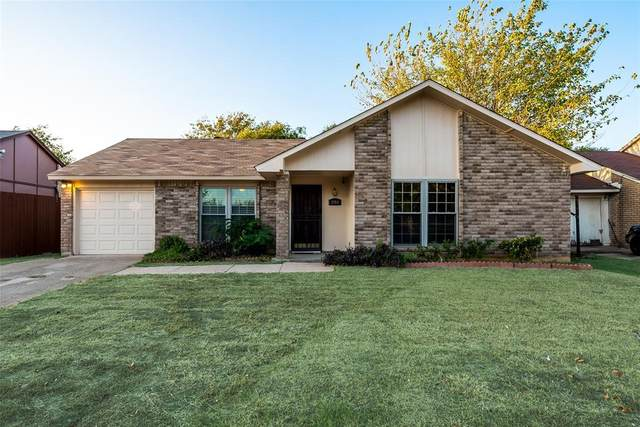 3704 Horizon Place, Fort Worth, TX 76133 (MLS #14455109) :: The Mauelshagen Group