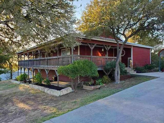 142 Lake Street, Bridgeport, TX 76426 (MLS #14455128) :: Justin Bassett Realty