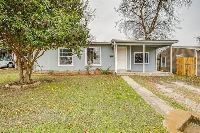 4808 Mccart Avenue, Fort Worth, TX 76115 (MLS #14455513) :: Feller Realty