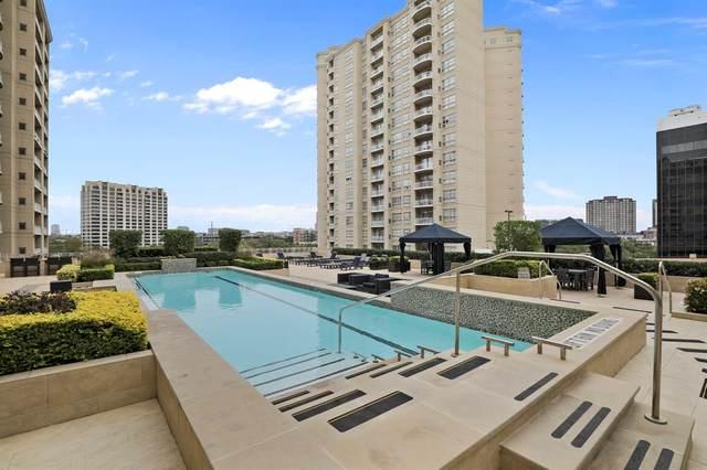3225 Turtle Creek Boulevard #622, Dallas, TX 75219 (MLS #14455824) :: Real Estate By Design